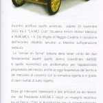 Automobilismo Reggino 01-2012