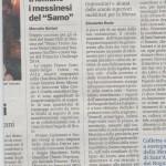 Gazzetta del Sud del 14/10/2014